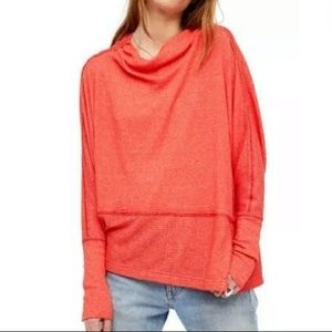 Free People Londontown Ribbed Thermal Top